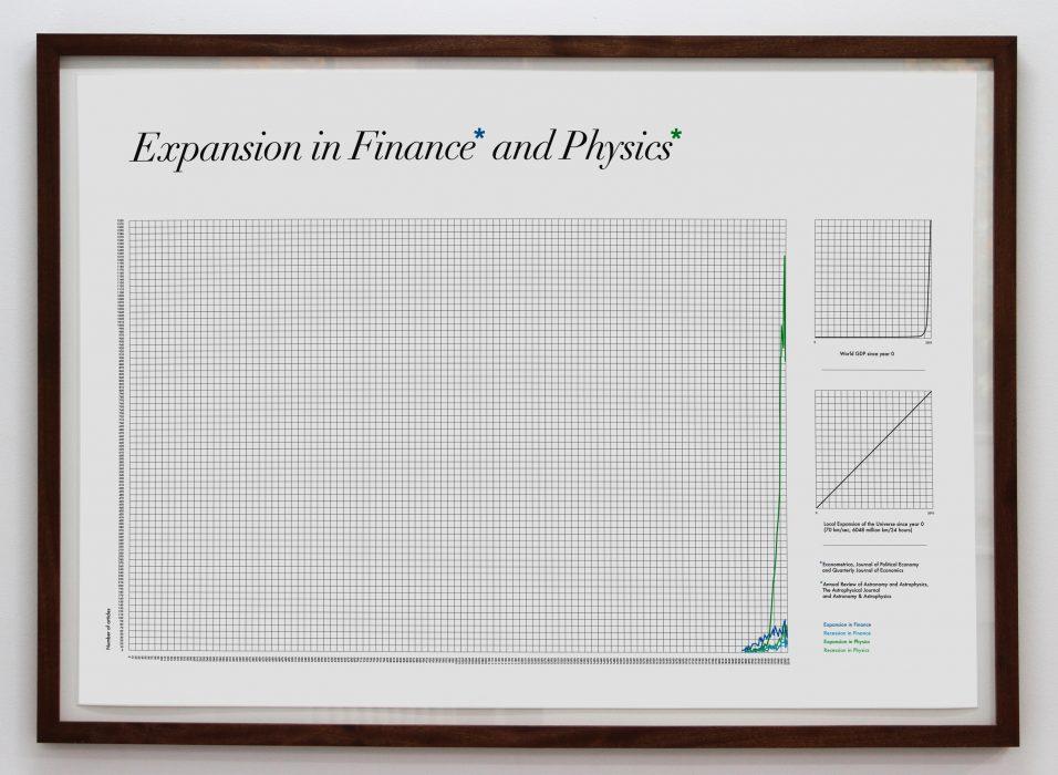 Expansion, digital print, 105 x 145 cm.