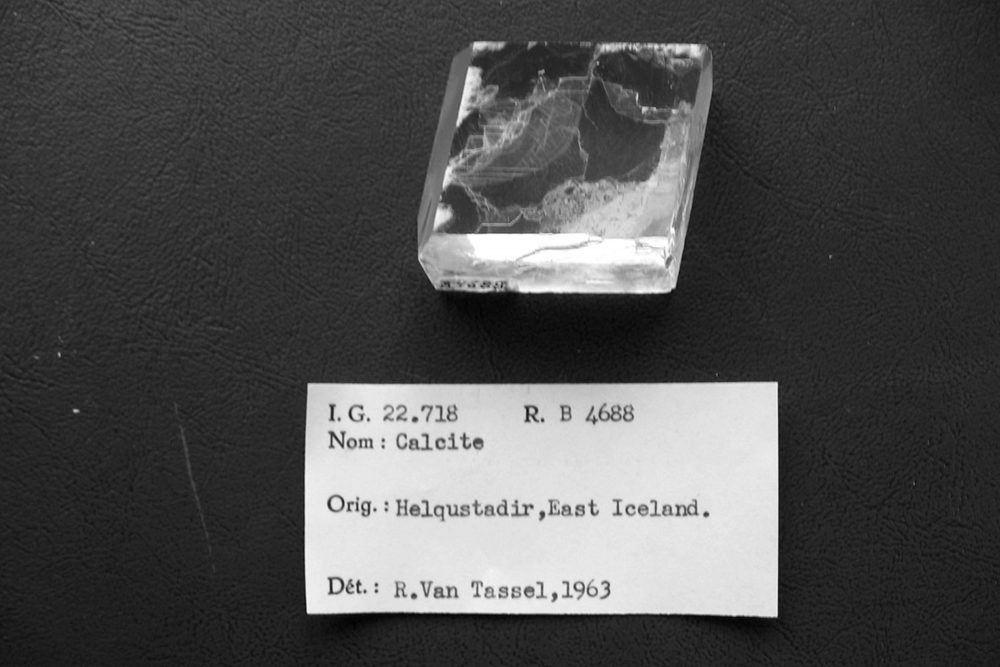 In Search of Iceland Spar, image contributed by Herman Goethals