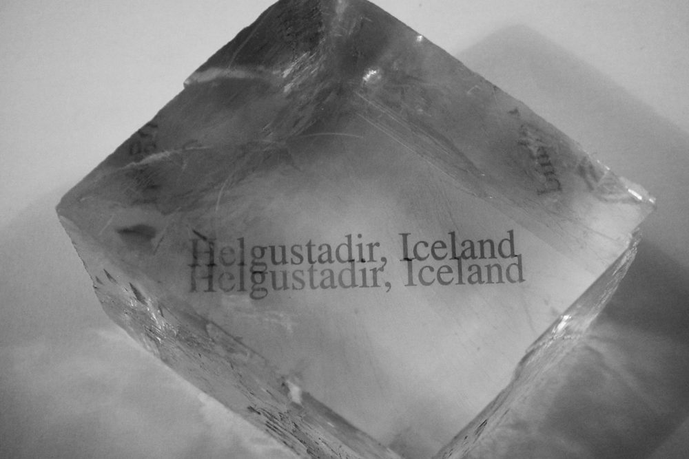 In Search of Iceland Spar, image contributed by Rune Selbekk