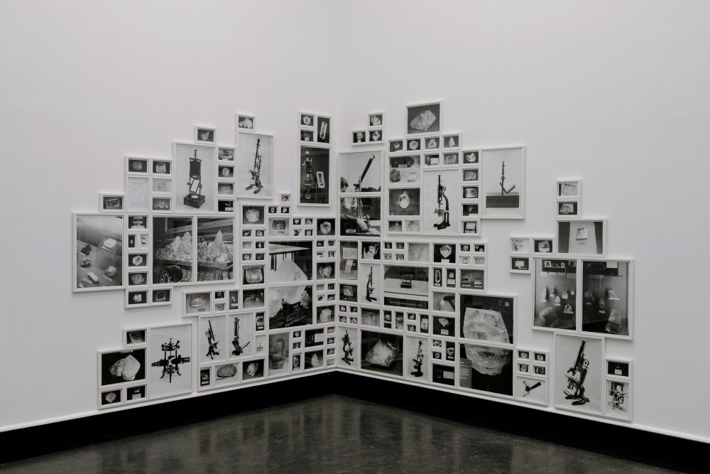 In Search of Iceland Spar, installation view, Bergen Kunsthall