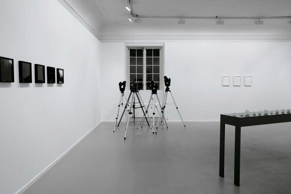 Variable Stars, installation view, Oslo Kunstforening, Oslo.